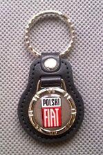 Polnische Fiat Polski Fiat Schlüsselanhänger keychain keyring key chain ring