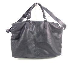 BREE Herren Buisness Tasche schwarz Leder Leather Bag