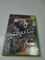 NFL Street 2 (Microsoft Xbox, 2004) No Manual