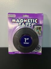 Basic Elements 1 Wide Magnetic Tape 1 Roll 10 Feet Long
