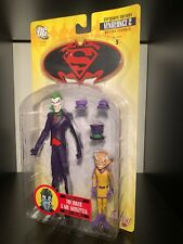 DC Direct The Joker & Mr. Mxyzptlk Action Figures Batman / Superman Vengeance 2
