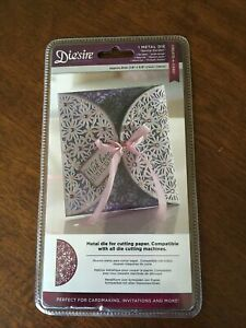 Die'sire 'Create-a-Card' Spring Garden Metal Die by Crafter's Companion NIP