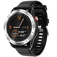 Tact 2020 Smart Watch Military Heart Rate Blood Pressure Oxygen Monitor IP68