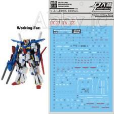 SIMP Models E21 MG 1//100 ZZ Gundam Ver Ka Waterslide Decals