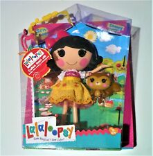 Lalaloopsy Snowy Fairest Sew Cute Doll 33cm With Pet Squirrel Brand NEW