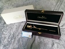 The Eternity Rose dipped in Pure 24 Karat Gold - New, in leatherette display box