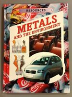Metals and the Environment by Kathryn Whyman (2004, HC) New!  FREE SHIP