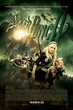 "Sucker Punch movie poster  : 11"" x 17""  Abbie Cornish, Vanessa Hudgens"