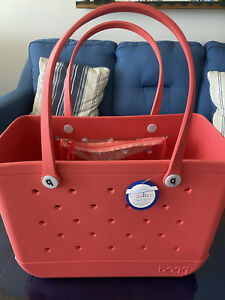 BOGG BAG LARGE ORIGINAL CORAL NEW WITH TAGS