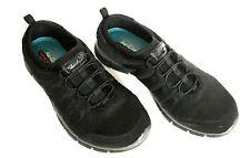 New Women's Skechers GRATIS SHAKE IT OFF Black  Slip On Sneakers sz 8