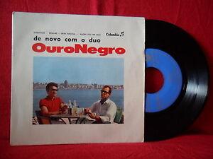1964 Duo Ouro Negro & Conjunto Misterio Dominique EP RARE AFRO GARAGE SURF BEAT