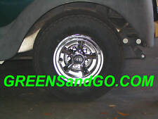 Hubcap Wheel Cover Golf Cart Cragar SS styled 8 inch