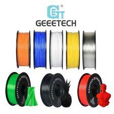 Geeetech PLA PETG Filament Silk PLA Rainbow Various colors  for 3D Printer