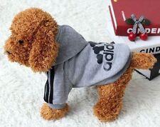 Small/Medium/Large Pet Dog Cat Jacket Coat Clothes Hoodie Sweater Costumes S-9XL