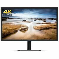 "LG UltraFine 4K IPS LED Monitor for MacBook Pro Black 22"" 22MD4KA for Apple"