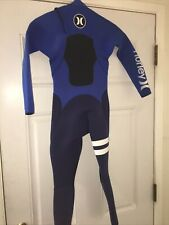 Hurley Fusion 403 Fullsuit Boys Sz 8 In Excellent Cond. Used A Few Times