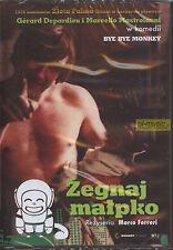 DVD ZEGNAJ MALPKO / BYE BYE MONKEY /POLISH EDITION / DVD sealed