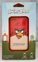 Angry Birds Cell Phone Cover - iPhone 4 and 4S - Red Bird
