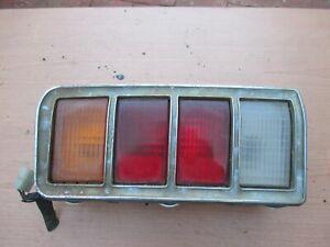 Chrysler / Valiant GA GB Galant Tail Light left (L/H) 1969 - 1973