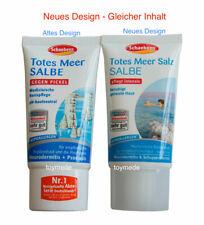 Schaebens TOTES MEER SALBE gegen Pickel Neurodermitis+Psoriasis 75ml Problemhaut