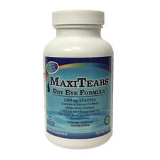 MedOp Health MAXITEARS Dry Eye Formula Dietary Supplement 120 Softgels