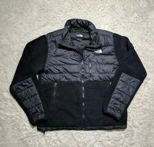 The North Face Denali Men's Jacket Black Medium M Down Fleece 550 Puffer Jacket