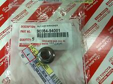 OEM  Toyota Chrome Hub (Lug) Nut For Axle (90084-94001)