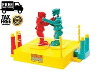 BRAND NEW HOT original  Rockem Sockem Robots Rock Marx Sock  GAMS Toy FOR Kids