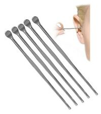 5x Stainless Steel Tonsil Stone Remover Tools