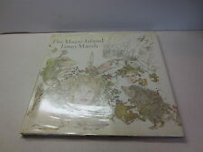 The Magic Island by Janet Marsh (1987, Hardcover)