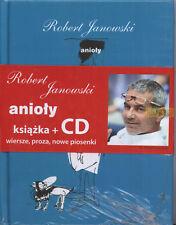 = Robert JANOWSKI - Anioly / CD digibook ( book+CD)