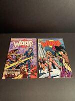 WARP #5 & #7 First Comics 1983