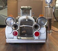 Mercedes Benz Grille Decanter (Ruddspeed) Nurburg 460 Liquor Caddy (Free Post!)