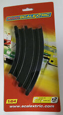 Micro Scalextric G106 153mm Curve - Pack of 2: Brand New - Great Gift
