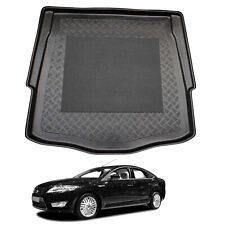 Ford Mondeo hatch MK 4 IV choice of boot tray load liner mat bumper protector
