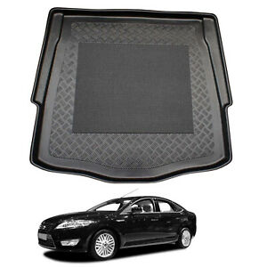 Ford Mondeo hatch MK 4 IV 1-3 pc boot tray load liner dog mat bumper protector