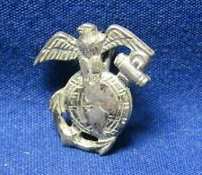 WWII Sterling USMC EGA Home Front Sweetheart Pin