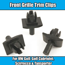 5x Trim Clips For VW Golf MK1 Transporter T25 Front Grille Fixing Rabbit