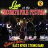 """LIVE AT THE BROOKLYN FOLK FESTIVAL"" EAST RIVER STRING BAND LP VINYL NEW R CRUMB"
