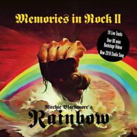 Ritchie Blackmore's Rainbow - Memories In Rock Ii [New CD] With DVD