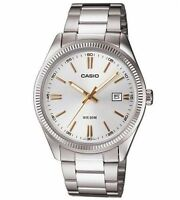 Casio New Original MTP-1302D-7A2 Men Analog Stainless Steel Watch WR 50M MTP1302