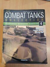 DeAgostini The Combat Tanks Collection [No 4] Magazine