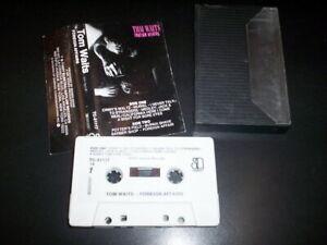 Tom Waits – Foreign Affairs  Asylum Records – TC-51117 Usa MC/Cassette