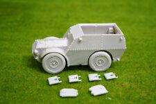 WW2 Italian Autoblindo AS37 Troop Carrier Blitzkrieg Miniatures 1/56th scale/...