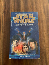 Star Wars Volume 1 Heir To The Empire By Timothy Zahn Paperback 1992