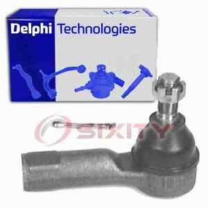 Delphi Front Outer Steering Tie Rod End for 1989-1997 Geo Prizm Gear Rack ty