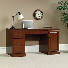 Computer Credenza - Classic Cherry - Heritage Hill Collection (404944)