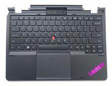 US Palmrest keyboard for Lenovo Thinkpad Helix Type 3697/3698/3700/3701/3702