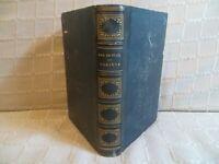 Corinne ou l'Italie Madame de Stael notice par N. de Saussure 1853