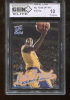 Kobe Bryant RC 1996-97 Fleer Ultra #52 Lakers Rookie HOF GEM Elite 10 Pristine